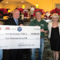 The GEMS of Fort Bend Provide Over $18,000 to the Fort Bend Family YMCA