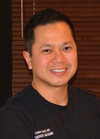 Dr. Chinh Pham.