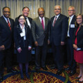 Superintendent  Dr. Thomas Randle  Honored in Washington, D.C.
