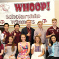 Fort Bend Aggie Moms' Club Awards Scholarships to Local Texas A&M Students