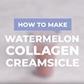 Watermelon Collagen Creamsicle