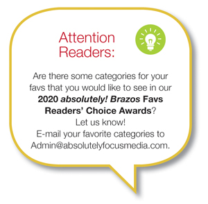 4th Annual Absolutely The Best Reader S Choice Of Brazos