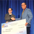 Calvary Episcopal Preparatory Teacher Receives Award
